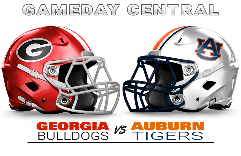 2019 Georgia Football Game Day Central